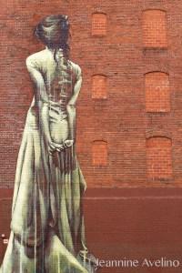 A mural in Portland