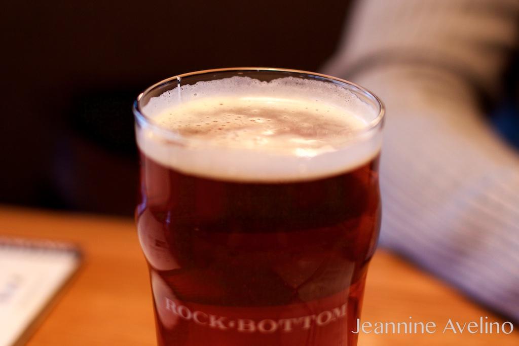 Rock Bottom Brewery