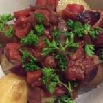 Recipe: Patatas Bravas from Sorted Food