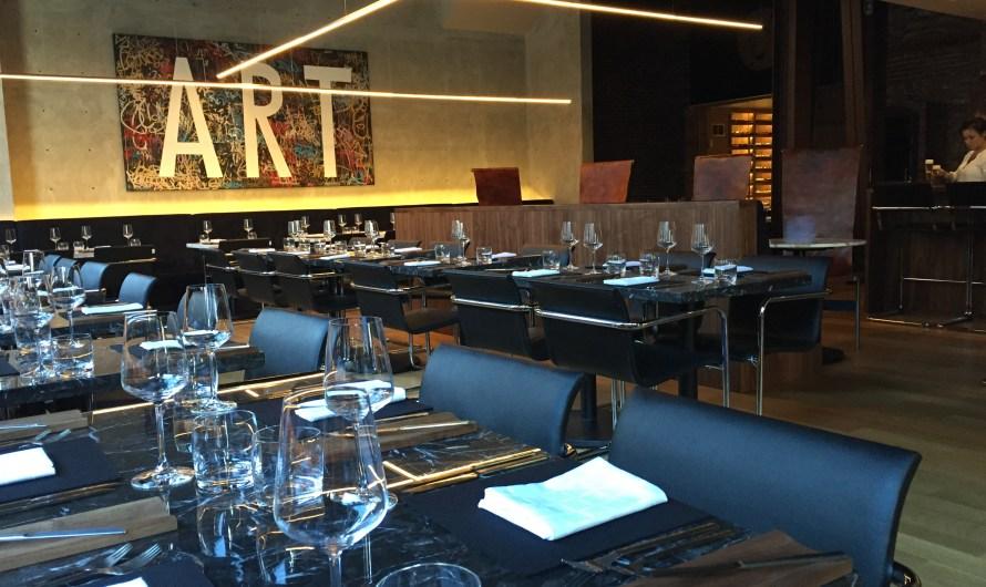First Impressions: Bauhaus Restaurant
