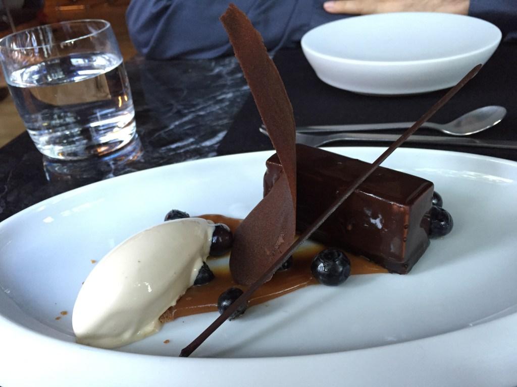 Chocolate Bar - Bauhaus Restaurant
