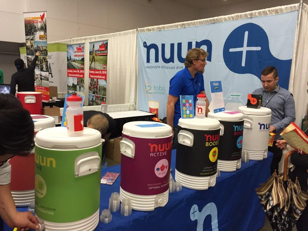 Nuun at the Gluten-Free Expo