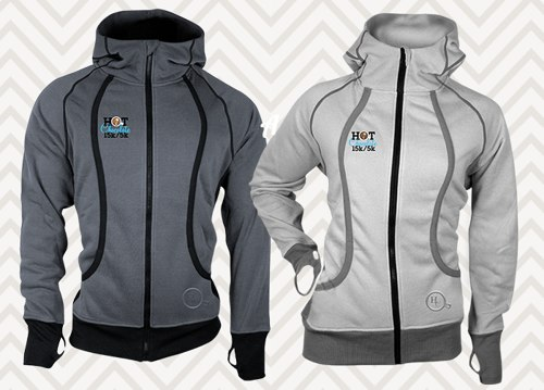 Hot Chocolate Run hoodie