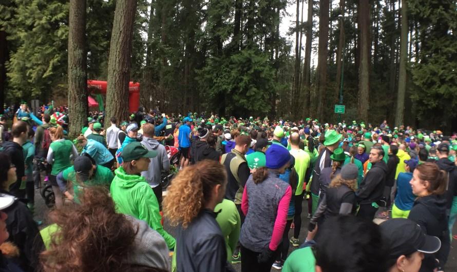 Race Recap: St. Patrick's Day 5K