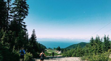 Race Recap: 5 Peaks Cypress Mountain