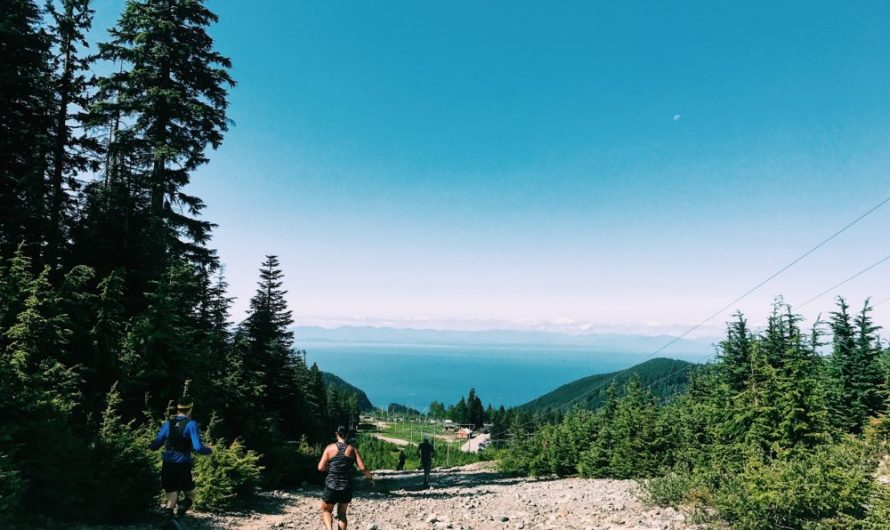 Race Recap: 5 Peaks Cypress Mountain