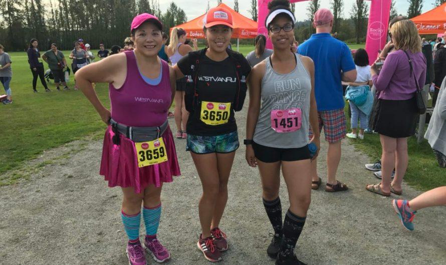 Race Recap: RMS Women's Run & Walk 2017