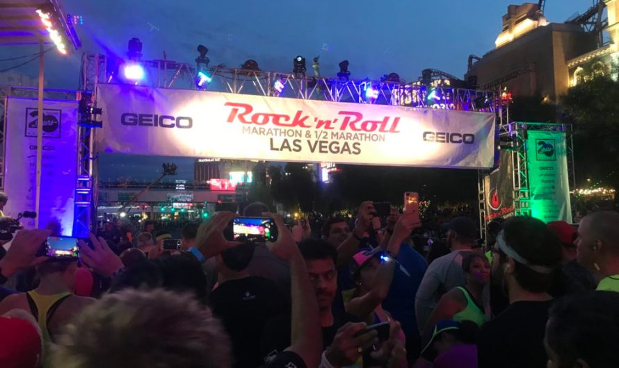Race Recap: Rock n Roll Las Vegas