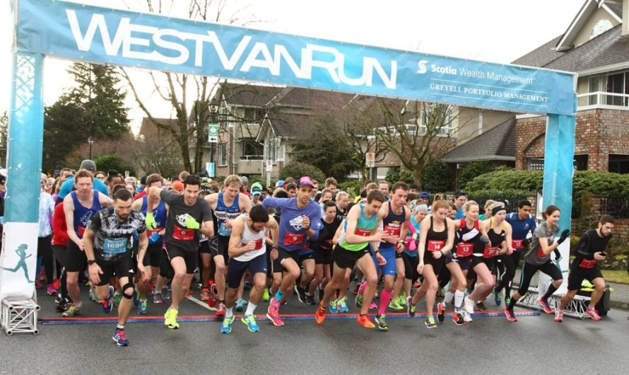 Course Preview: West Van Run 5k