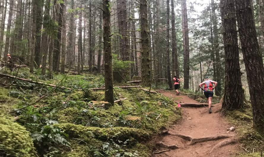 Race Recap: Squamish 50 23K 2018