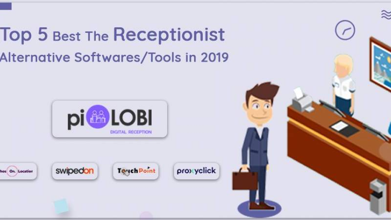 Receptionist Alternative Software's and Tools in 2019