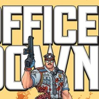 A Brand New Paperback Can't Keep Officer Downe