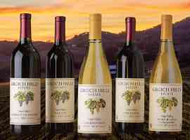 Khoury's Wine of the Month