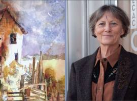 Northeastern Nevada Featured Artist Patty Fox