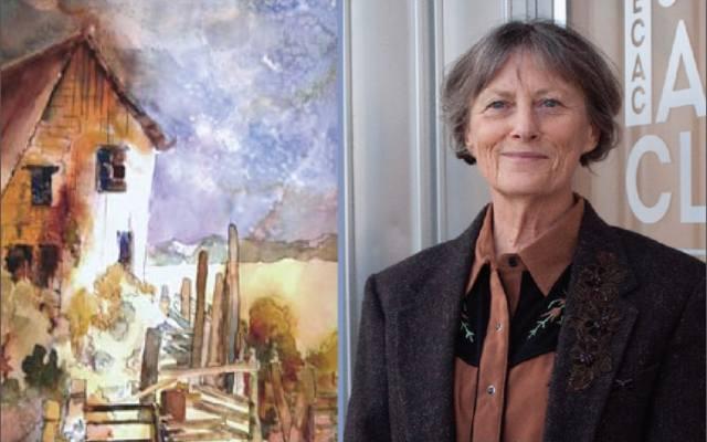 Northeastern Nevada Featured Artist Patty Fox