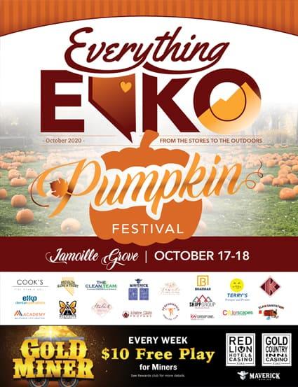 Everything Elko October magazine