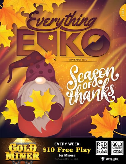 Everything Elko October magazine