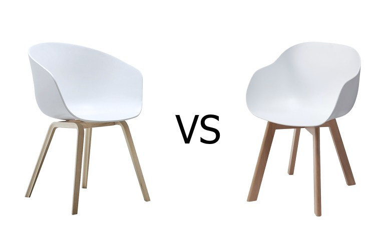 Design on a budget: HAY VS Kwantum