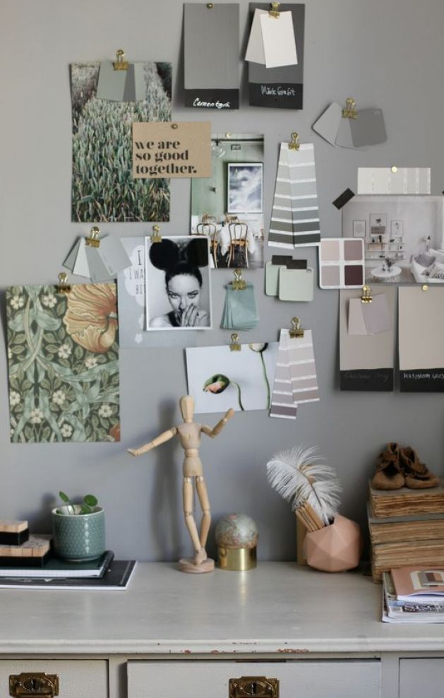 moodboards in huis - everythingelze.com