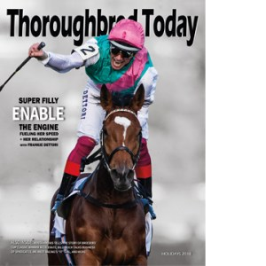 Thoroughbred Today Magazine Holidays 2018