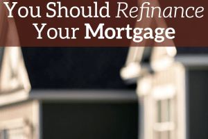Thinking about refinancing your mortgage? Make sure you ask yourself these important questions before moving forward.