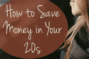Learn how to save money in your 20s with tips on how to manage your student loans, live within your means, and build an emergency fund.