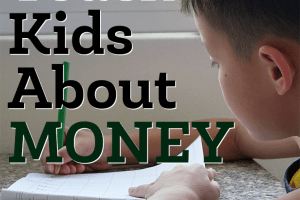 It's never too early, or too late, to start teaching kids about money. Check out these tips about how to teach kids about money no matter what age they are!