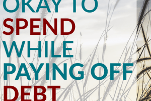 Do you ever feel guilty for wanting to spend while paying off debt? That's normal, but here are 3 occasions when it makes sense to allow yourself to spend.