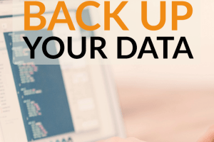 Do you often forget to save your work and then kick yourself when a file ends up corrupted, or a program crashes? It actually pays to back up your data, as recovering it can cost a LOT.