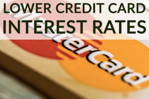 A lower credit card interest rate will make it easier for you to keep up with payments and get out of debt. Here's how to negotiate to get a lower rate.