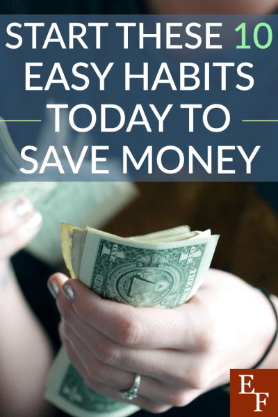 Daily habits may seem like no big deal. But, they can make or break your budget. Here are a few money-smart habits to incorporate into your life to start saving today.