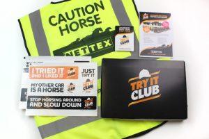 Nettex Try It Club pack