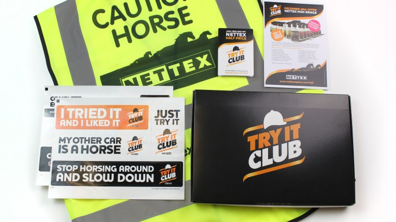 Nettex Try It Club pack