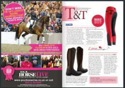 Tried & Tested with Everything Horse Magazine