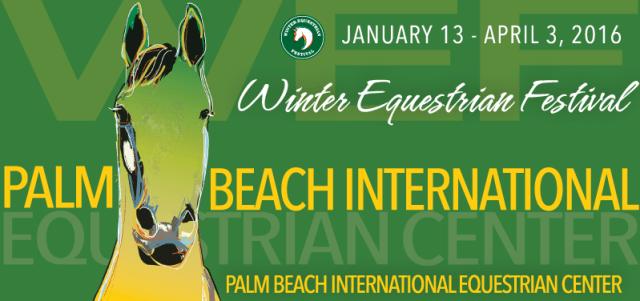 2016 winter equestrian festival palm beach