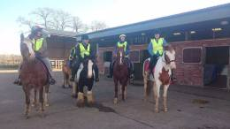Essex Horse Riders campaign for off-road access.