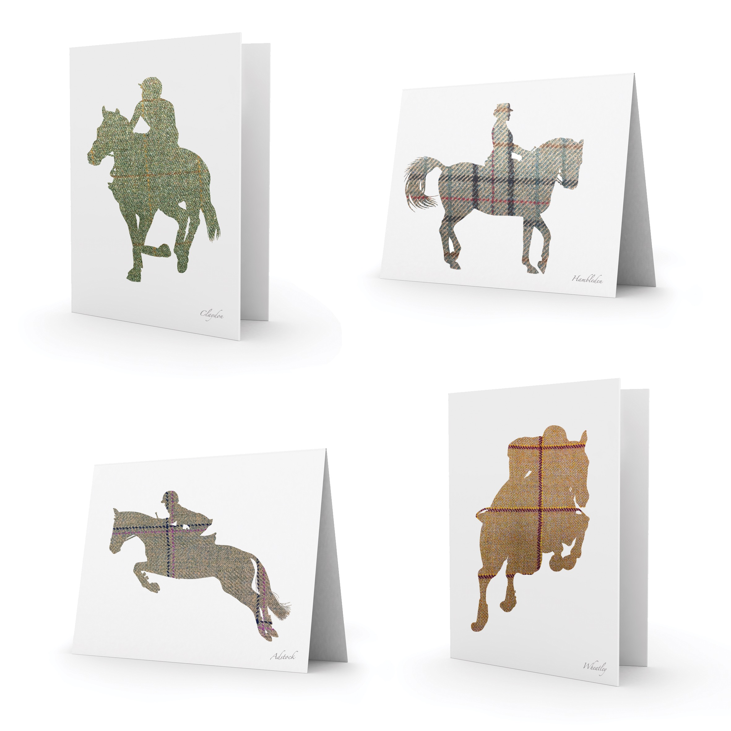 Horse Themed Christmas Cards | Everything Horse