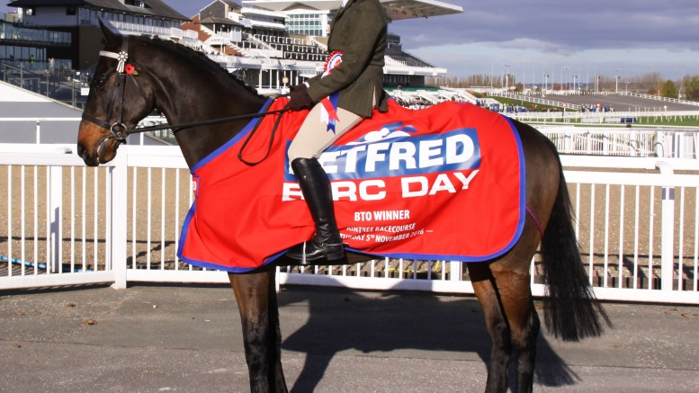 Betfred BTRC Day a Great Success
