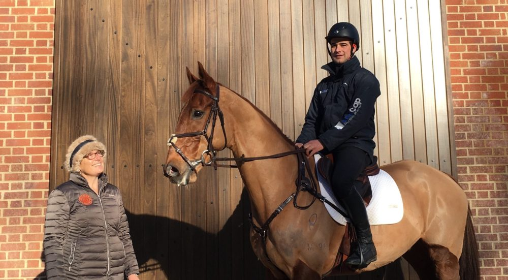 Does Your Saddle Have Pressure Points? Childeric Saddles Tricia Bracegirdle With James Avery