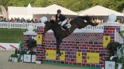 Bolesworth International Horse Show S/J Michael Pender on Acorad 3.