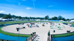 Exciting New Layout for The Equerry Bolesworth International Horse Show