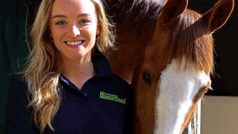 Emily King Joins Team HorseHage!