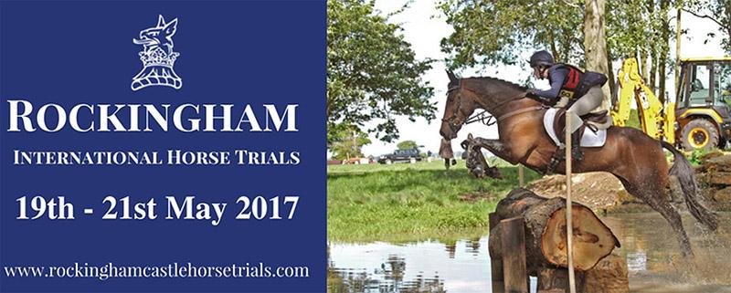 Bumper entries for FEI Rockingham International Horse Trials