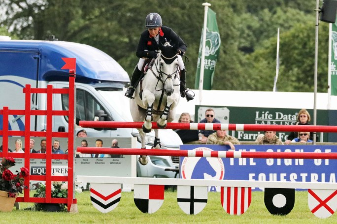 Gemma Tattersall (GBR) on Quicklook V. Image credit Mike Bain
