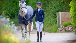 Equitheme Sponsored Rider Laura Robinson