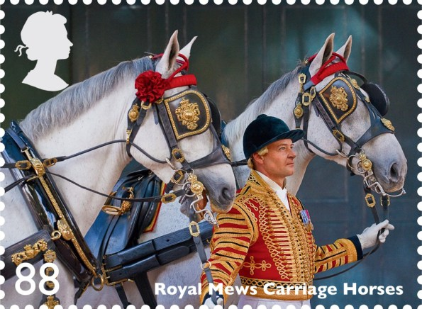Royal Mail Postage Stamp 2014 featuring Daniel