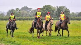 British Riding Clubs Endurance Team Event Sponsored by British Horse Feeds Comes to an Exciting End
