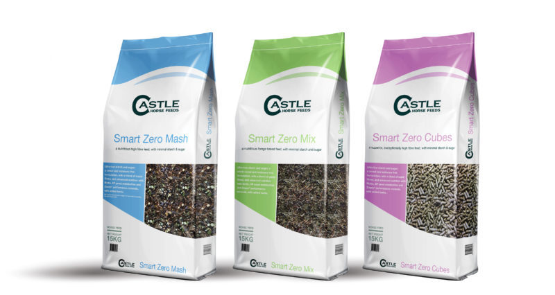 NEW Smart Zero New from Castle Horse Feeds