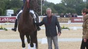 Equine Construction Present Prize to Highest Places Rider