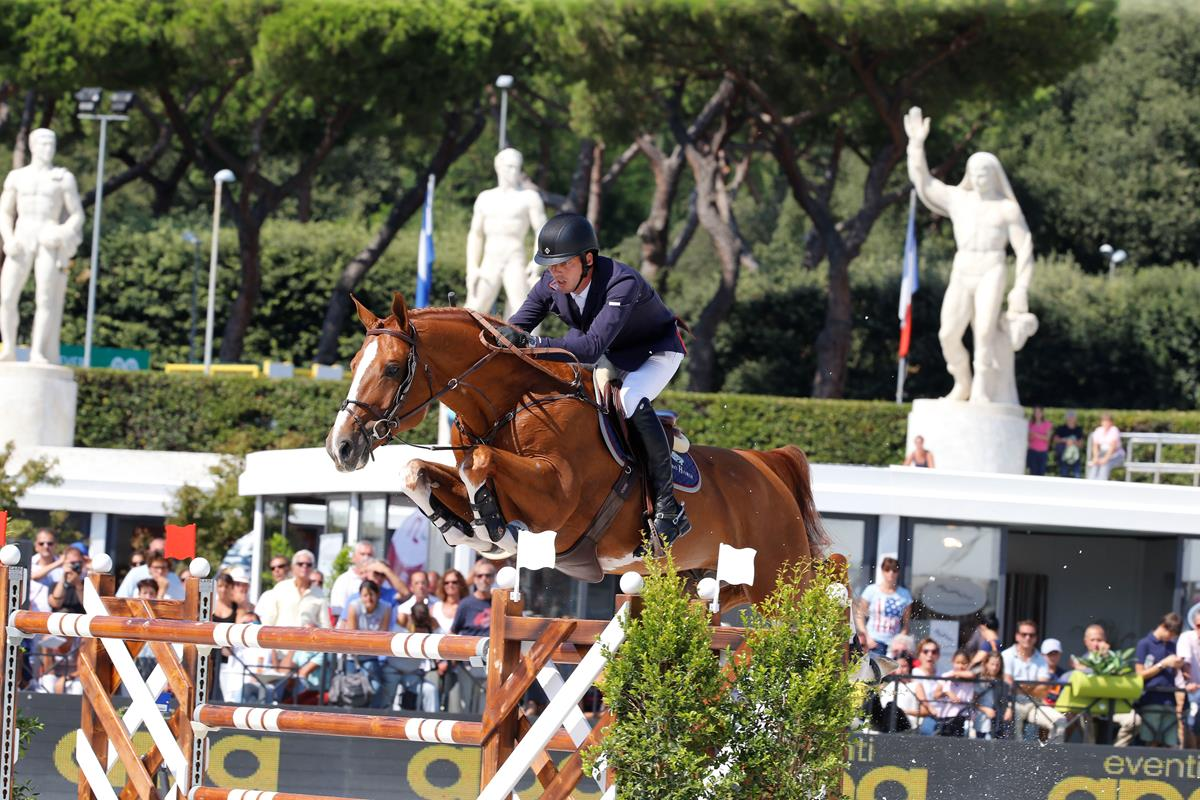 Championship Race at Fever Pitch ahead of LGCT Rome showdown